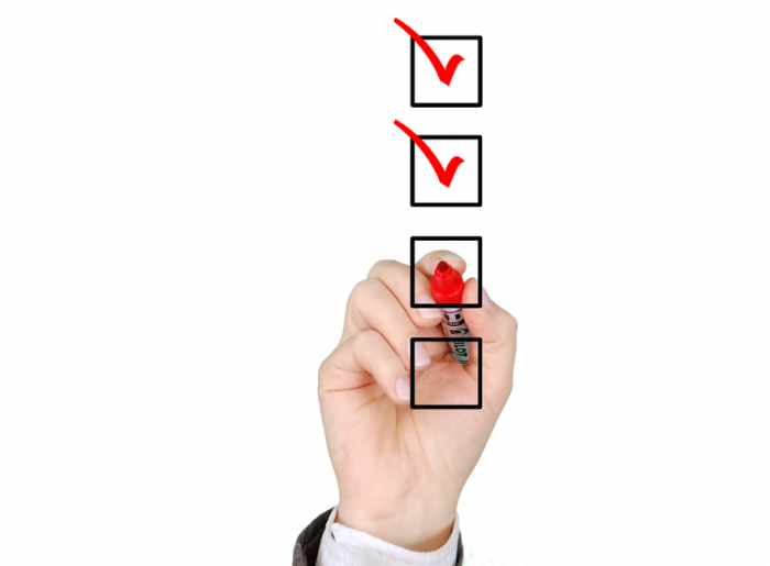Commercial property maintenance checklist