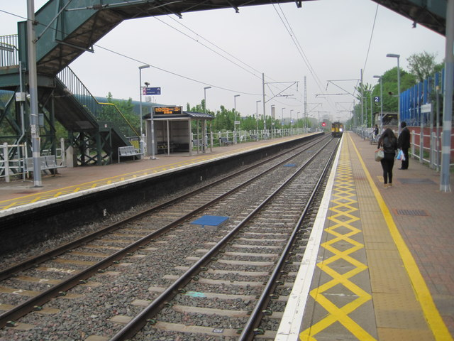 Northumberland Rail Station, North London