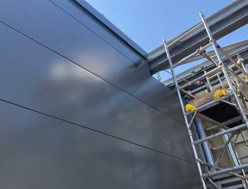 Victoria Square, Woking – Cladding Repair