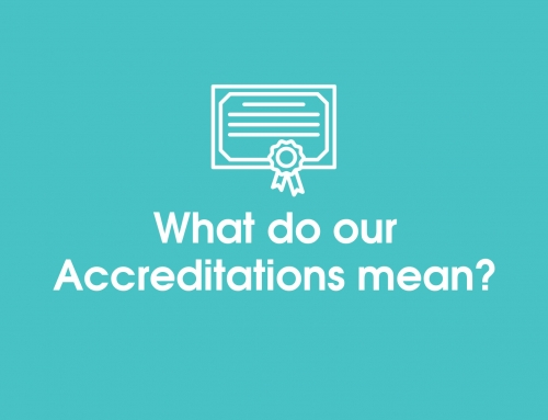 What do our Accreditation's mean?