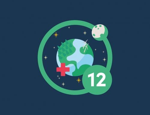 12 Months Climate Positive