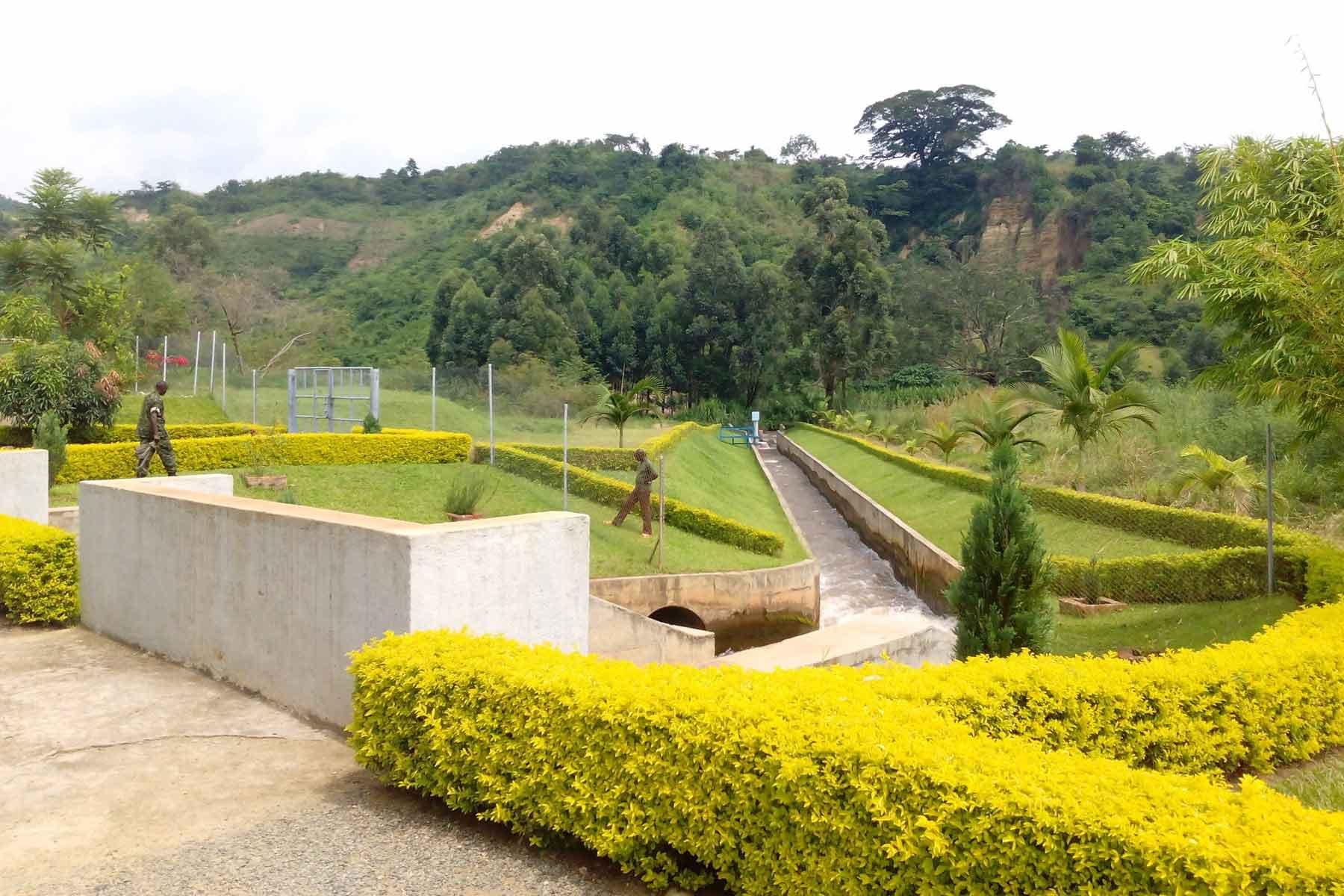 clean energy hydropower kanugu uganda